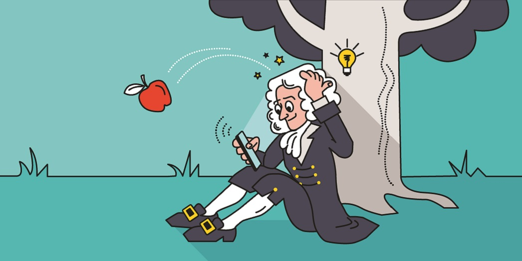 3 Newton's laws with real-life examples for kids