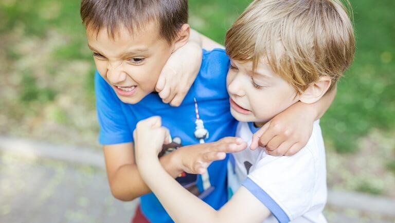 conflict resolution for children
