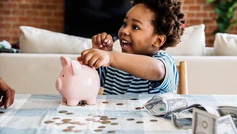 financial literacy definitions for kids