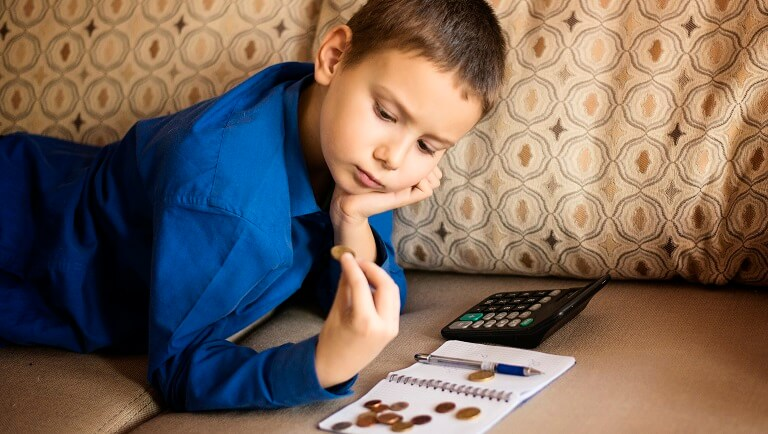 financial terms for children