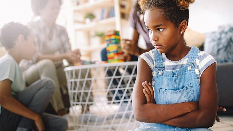 kids resolving conflict