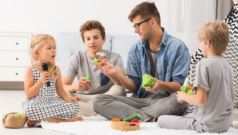 children communication development