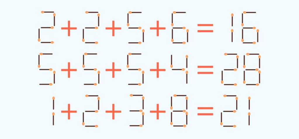 matchstick puzzle # 2