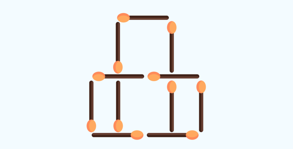 matchstick puzzle # 5