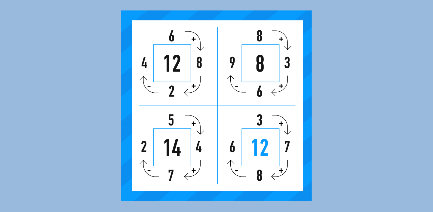 answer to math puzzle #10