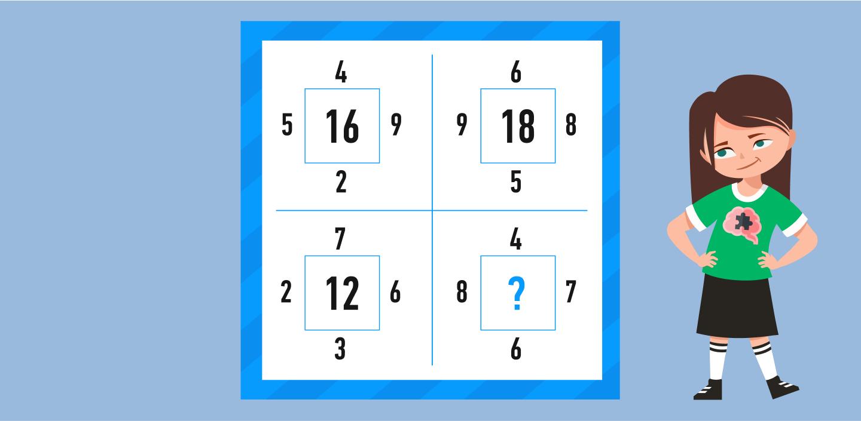 math puzzle #9