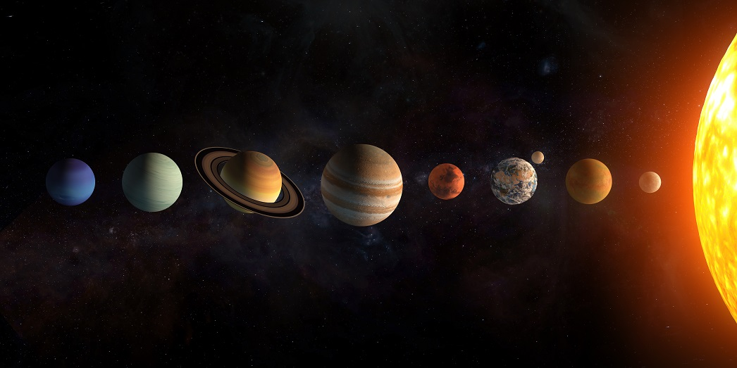Fun facts about the Solar system for kids