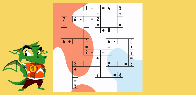 nubmer crossword puzzle