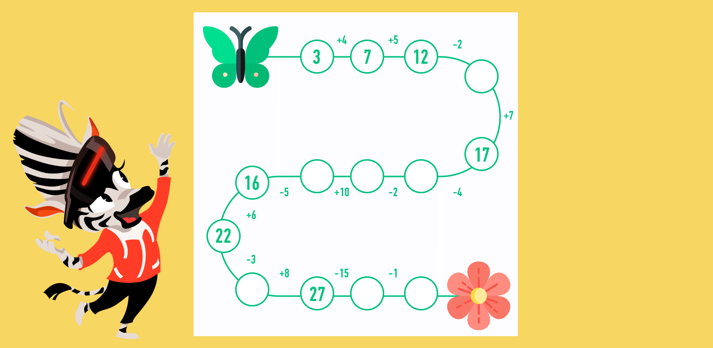 number puzzles for kids
