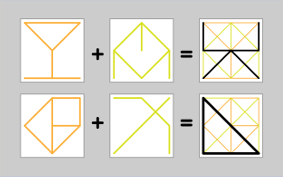 visual puzzle: answer