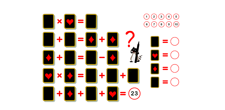 visual riddle